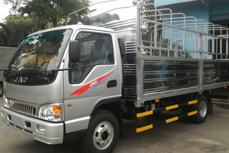 Tổng quan xe tải Jac 2.4 Tấn