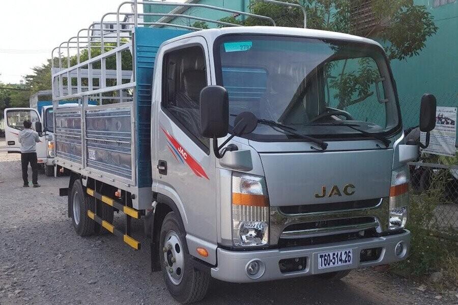 Tổng quan xe tải Jac 3.45 tấn