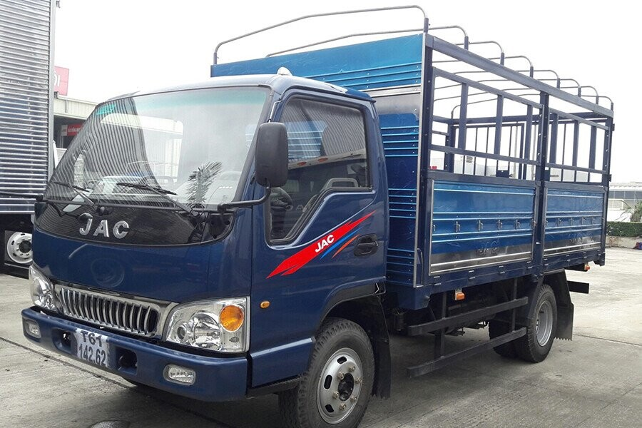 Tổng quan xe tải Jac 4.95 tấn
