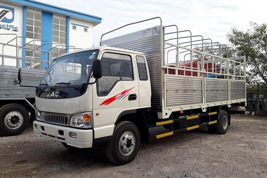 Tổng quan xe tải Jac 6.4 tấn