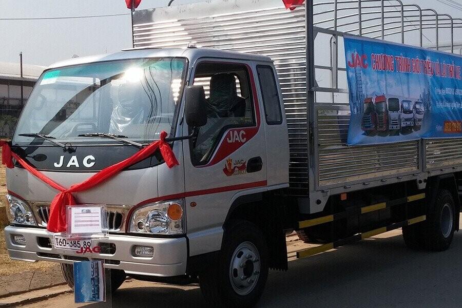 Tổng quan xe tải Jac 7.25 tấn