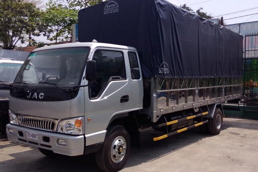 Tổng quan xe tải Jac 8 tấn