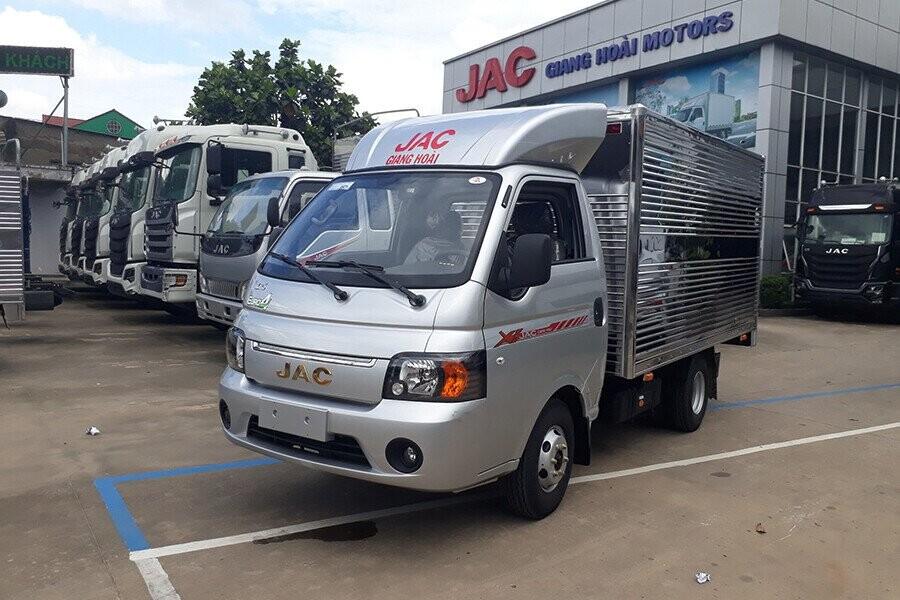Tổng quan Xe tải Jac 990kg