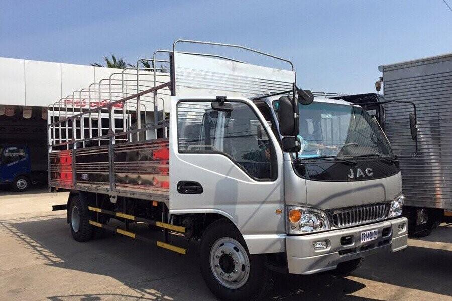 Tổng quan xe tải Jac 9.1 tấn