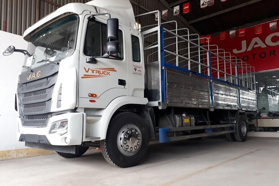 Tổng quan xe tải Jac K5