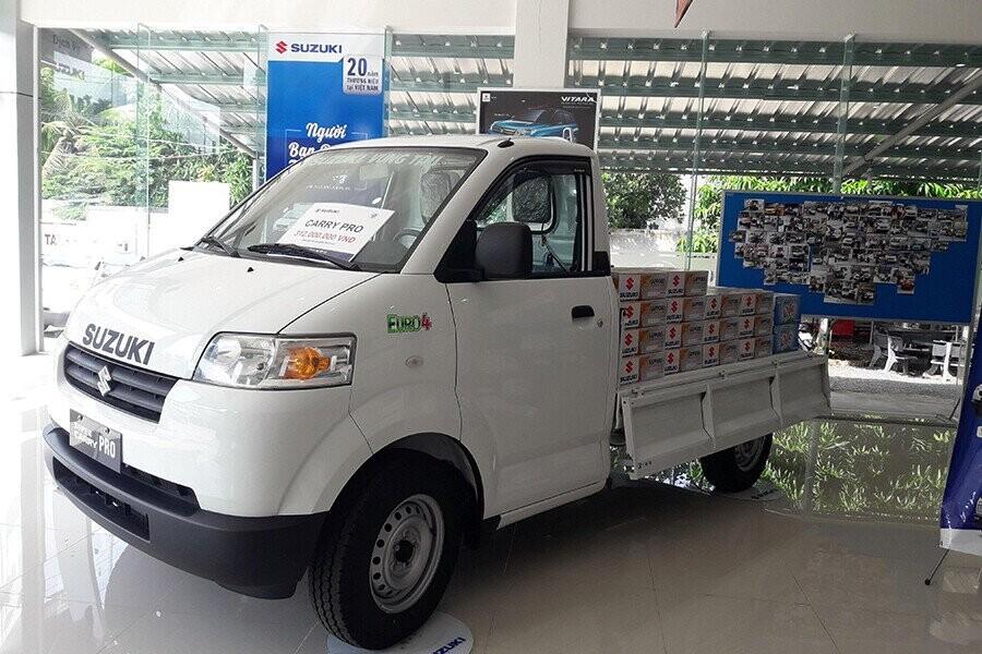Tổng quan Xe tải Suzuki Pro