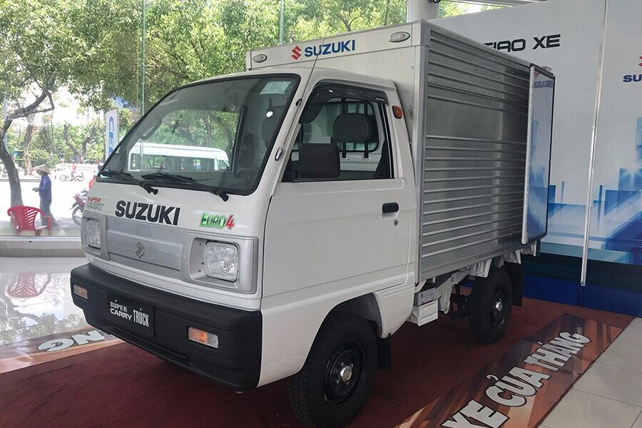 Tổng quan Xe tải Suzuki Carry Truck