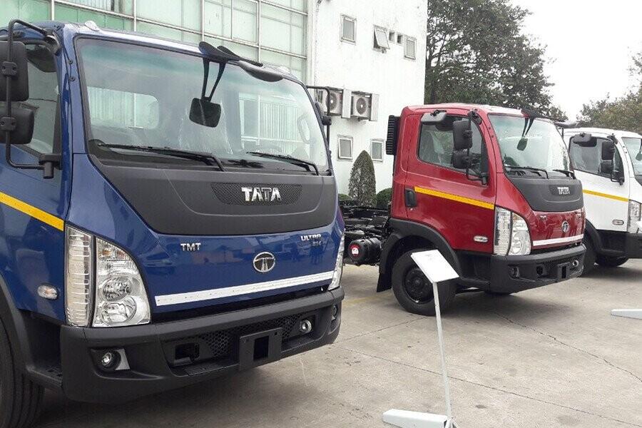 Tổng quan xe tải TaTa