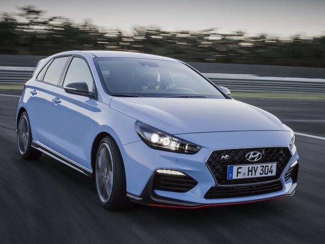 Xe thể thao hiệu suất cao Hyundai i30 N ra mắt - Hình 1