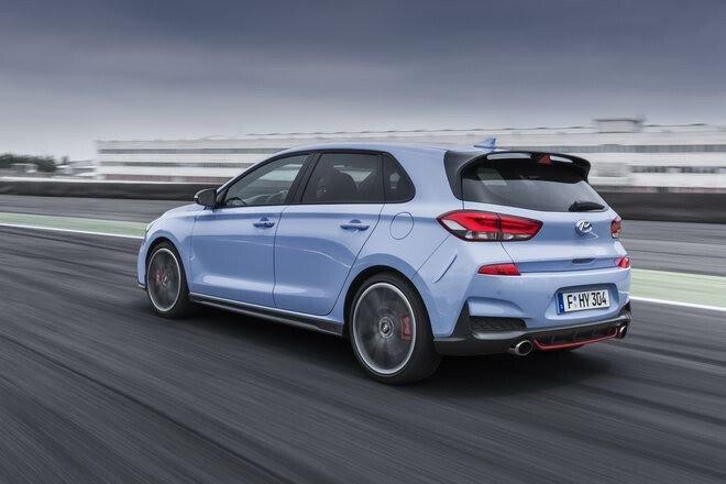 Xe thể thao hiệu suất cao Hyundai i30 N ra mắt - Hình 2