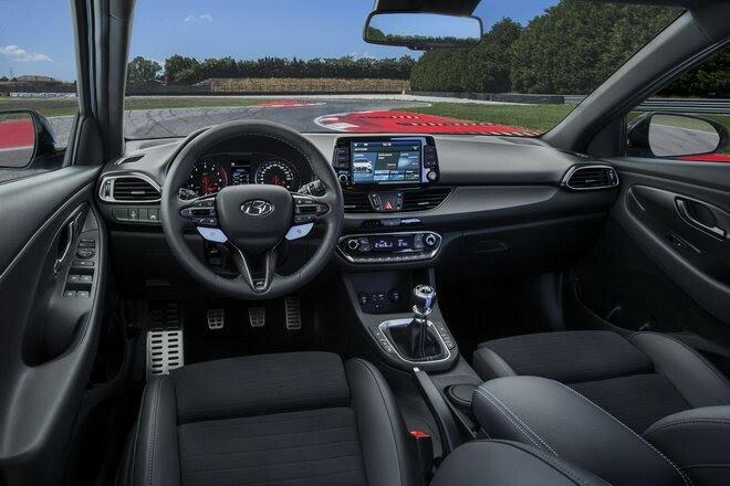 Xe thể thao hiệu suất cao Hyundai i30 N ra mắt - Hình 3