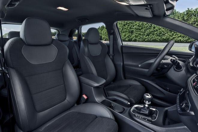 Xe thể thao hiệu suất cao Hyundai i30 N ra mắt - Hình 4