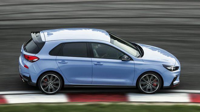 Xe thể thao hiệu suất cao Hyundai i30 N ra mắt - Hình 5