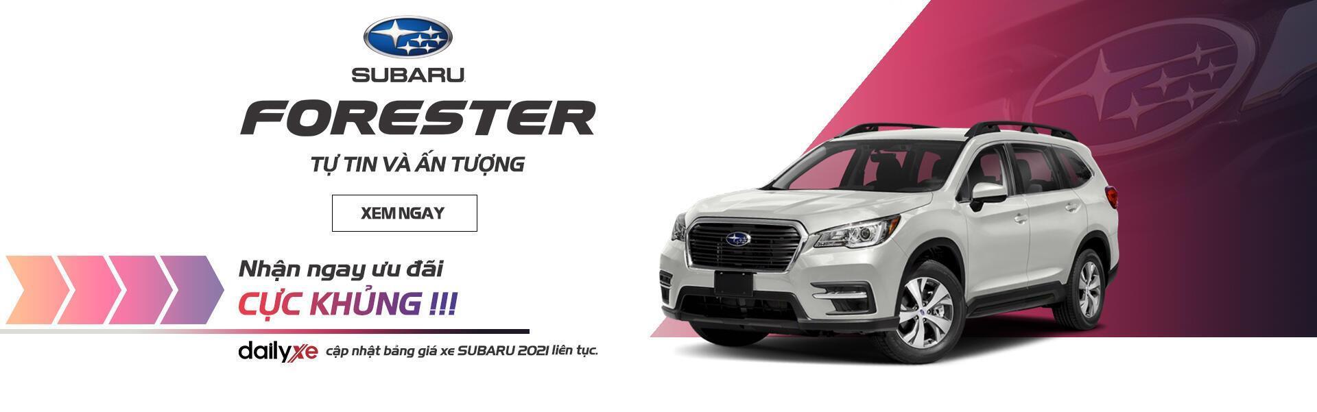 Xem chi tiết Subaru Forester 2021