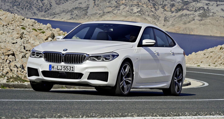 Xem thêm ảnh BMW 6-Series Gran Turismo 2018 - Hình 2