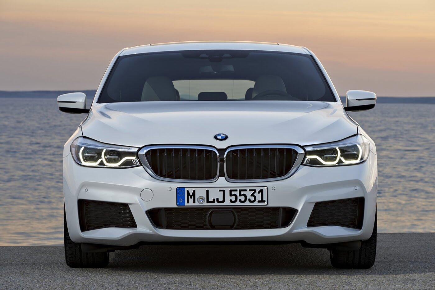 Xem thêm ảnh BMW 6-Series Gran Turismo 2018 - Hình 3