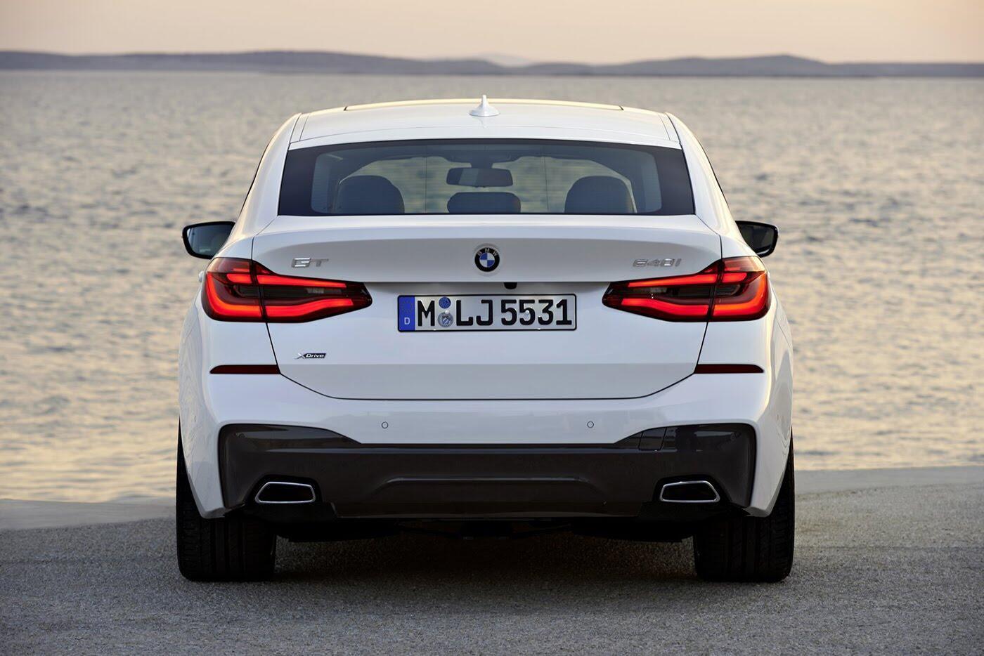 Xem thêm ảnh BMW 6-Series Gran Turismo 2018 - Hình 4