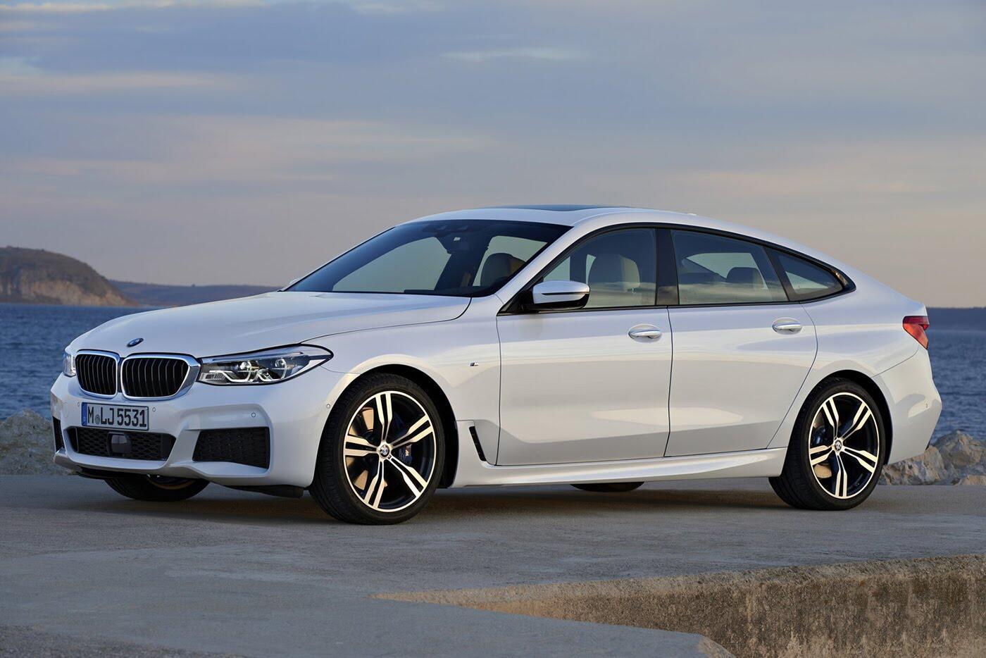 Xem thêm ảnh BMW 6-Series Gran Turismo 2018 - Hình 5