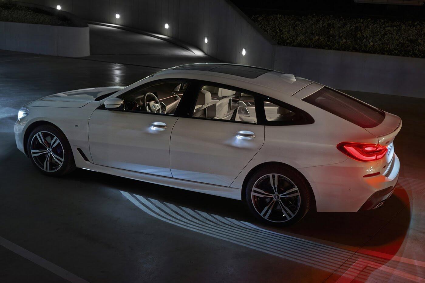 Xem thêm ảnh BMW 6-Series Gran Turismo 2018 - Hình 8