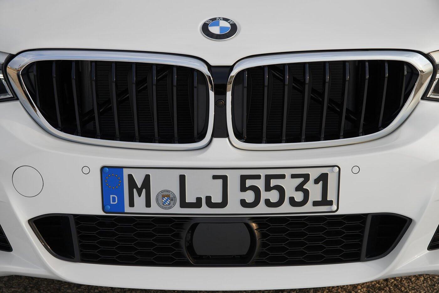 Xem thêm ảnh BMW 6-Series Gran Turismo 2018 - Hình 9