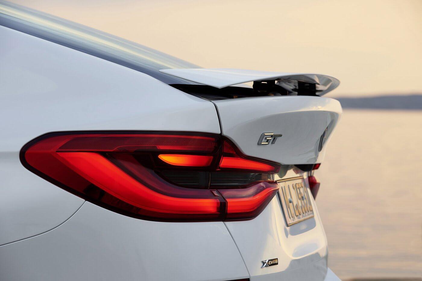 Xem thêm ảnh BMW 6-Series Gran Turismo 2018 - Hình 12