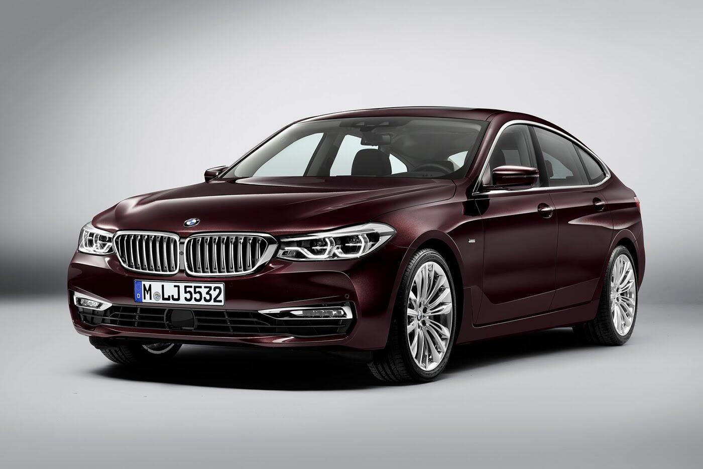 Xem thêm ảnh BMW 6-Series Gran Turismo 2018 - Hình 19