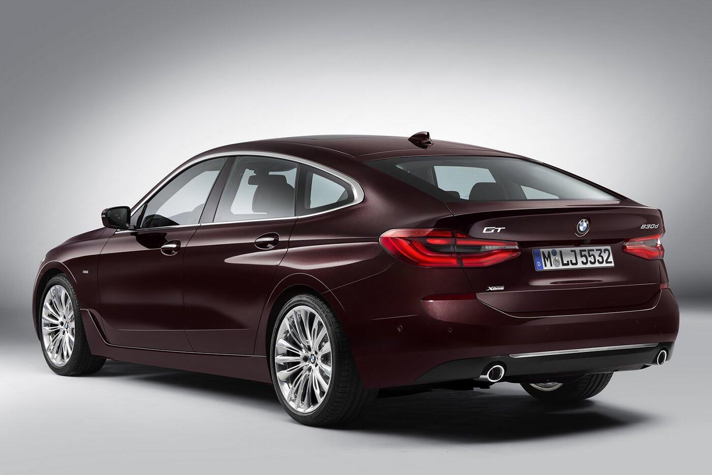 Xem thêm ảnh BMW 6-Series Gran Turismo 2018 - Hình 21
