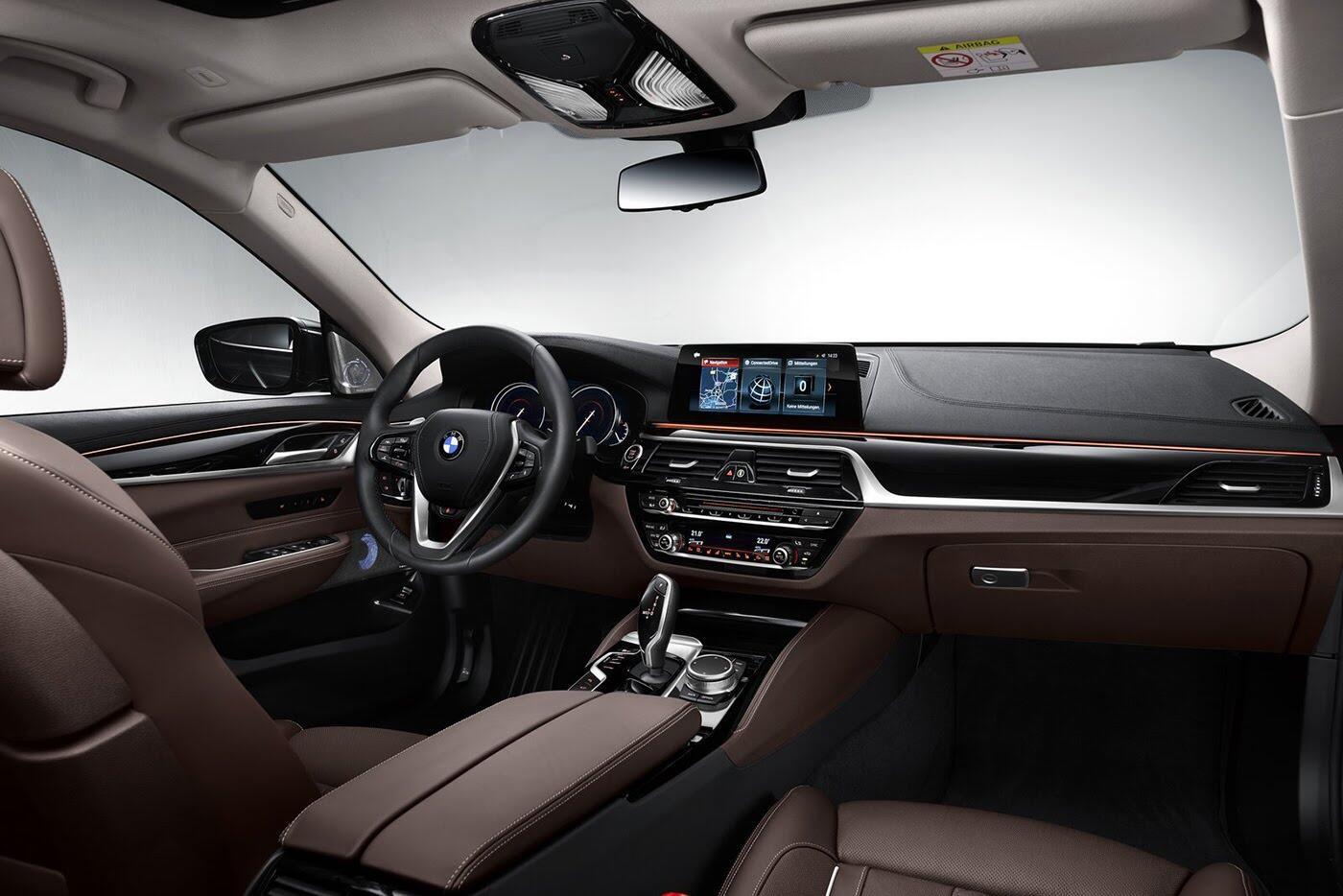 Xem thêm ảnh BMW 6-Series Gran Turismo 2018 - Hình 25