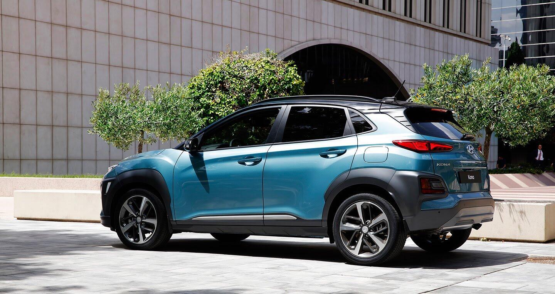 Xem thêm ảnh Hyundai KONA 2018 - Hình 2