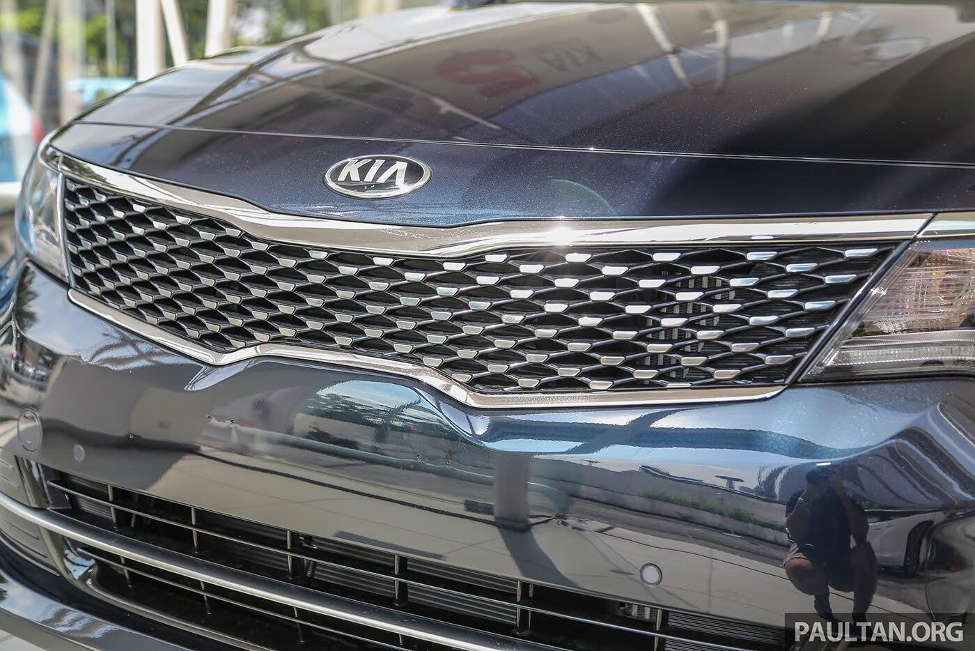Xem thêm ảnh Kia Optima GT 2017 - Hình 5