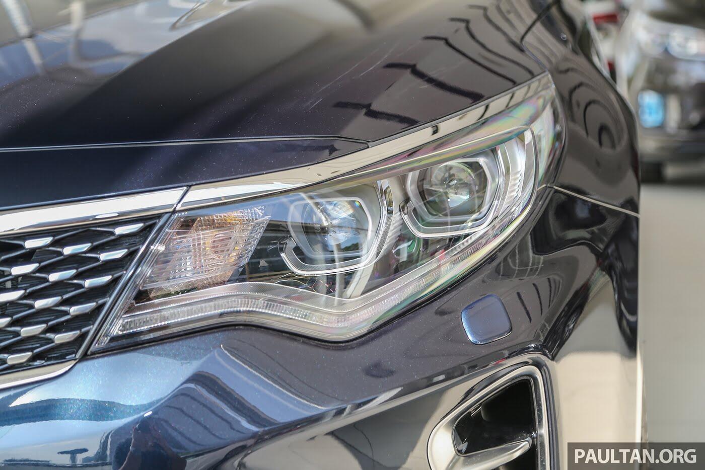 Xem thêm ảnh Kia Optima GT 2017 - Hình 6