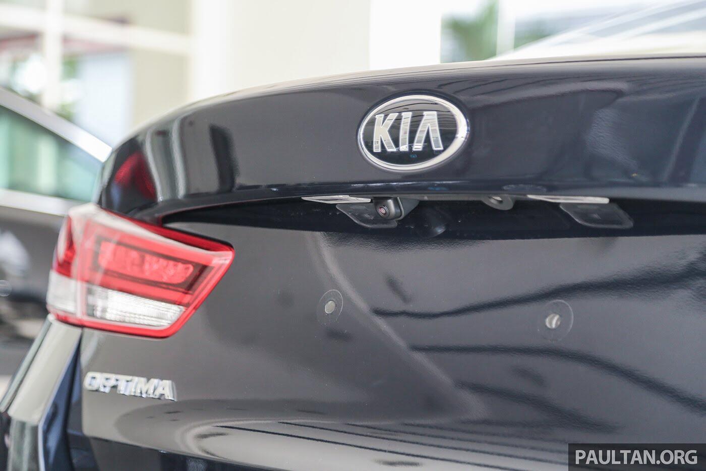 Xem thêm ảnh Kia Optima GT 2017 - Hình 13
