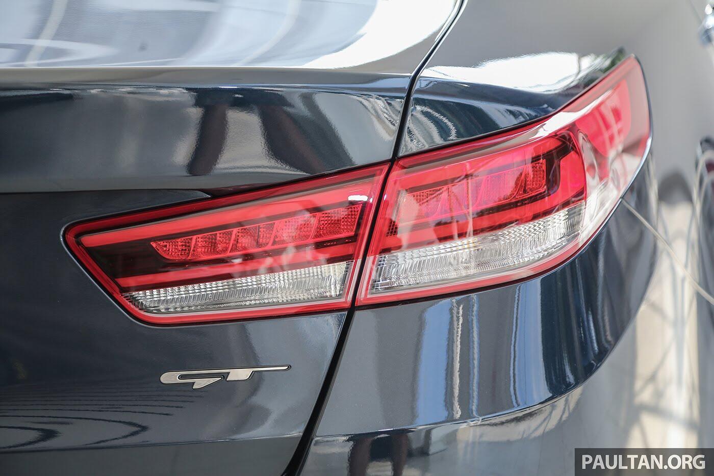 Xem thêm ảnh Kia Optima GT 2017 - Hình 14
