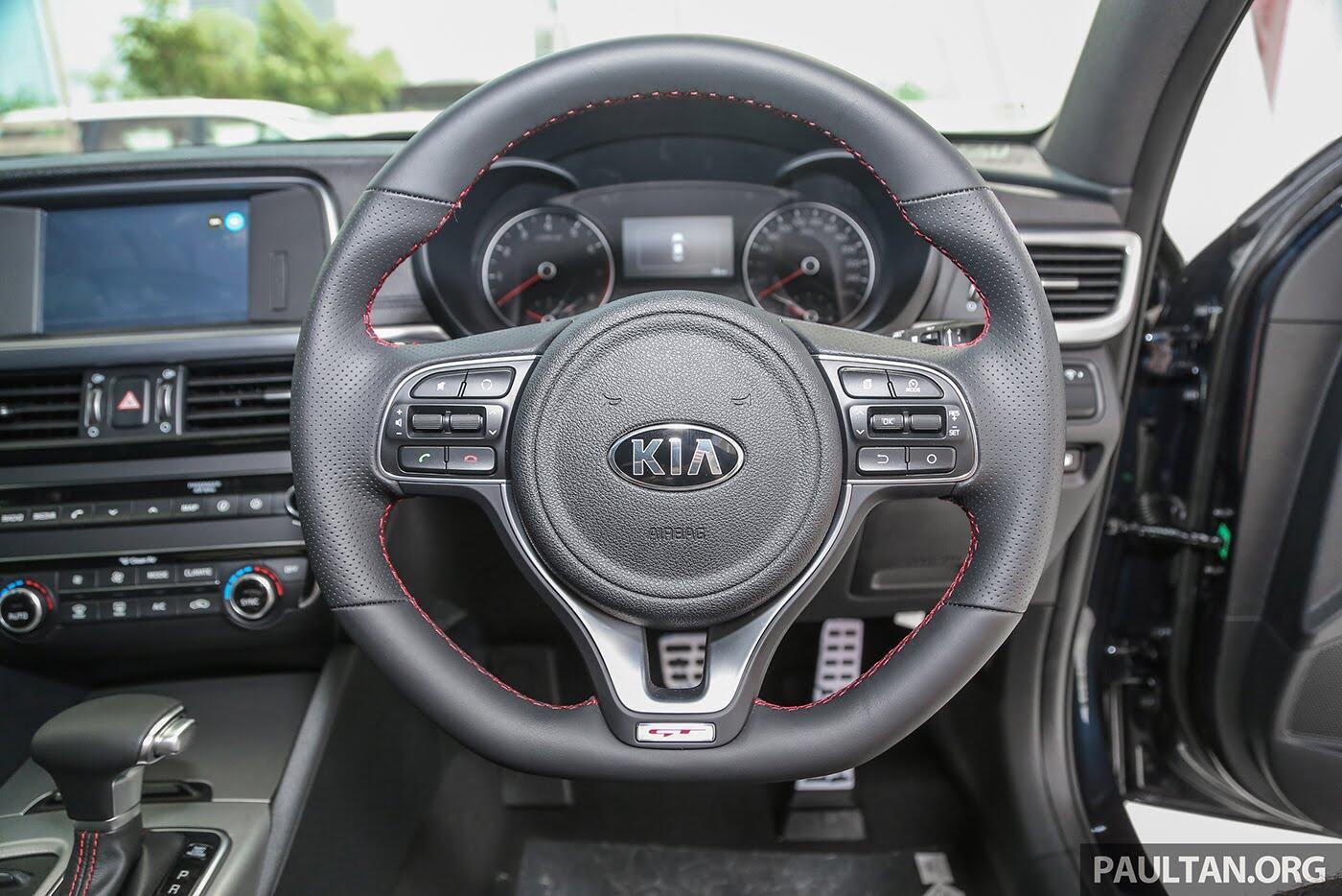 Xem thêm ảnh Kia Optima GT 2017 - Hình 27