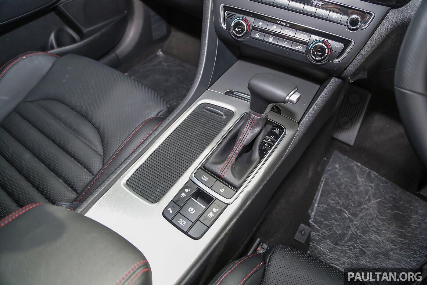 Xem thêm ảnh Kia Optima GT 2017 - Hình 31