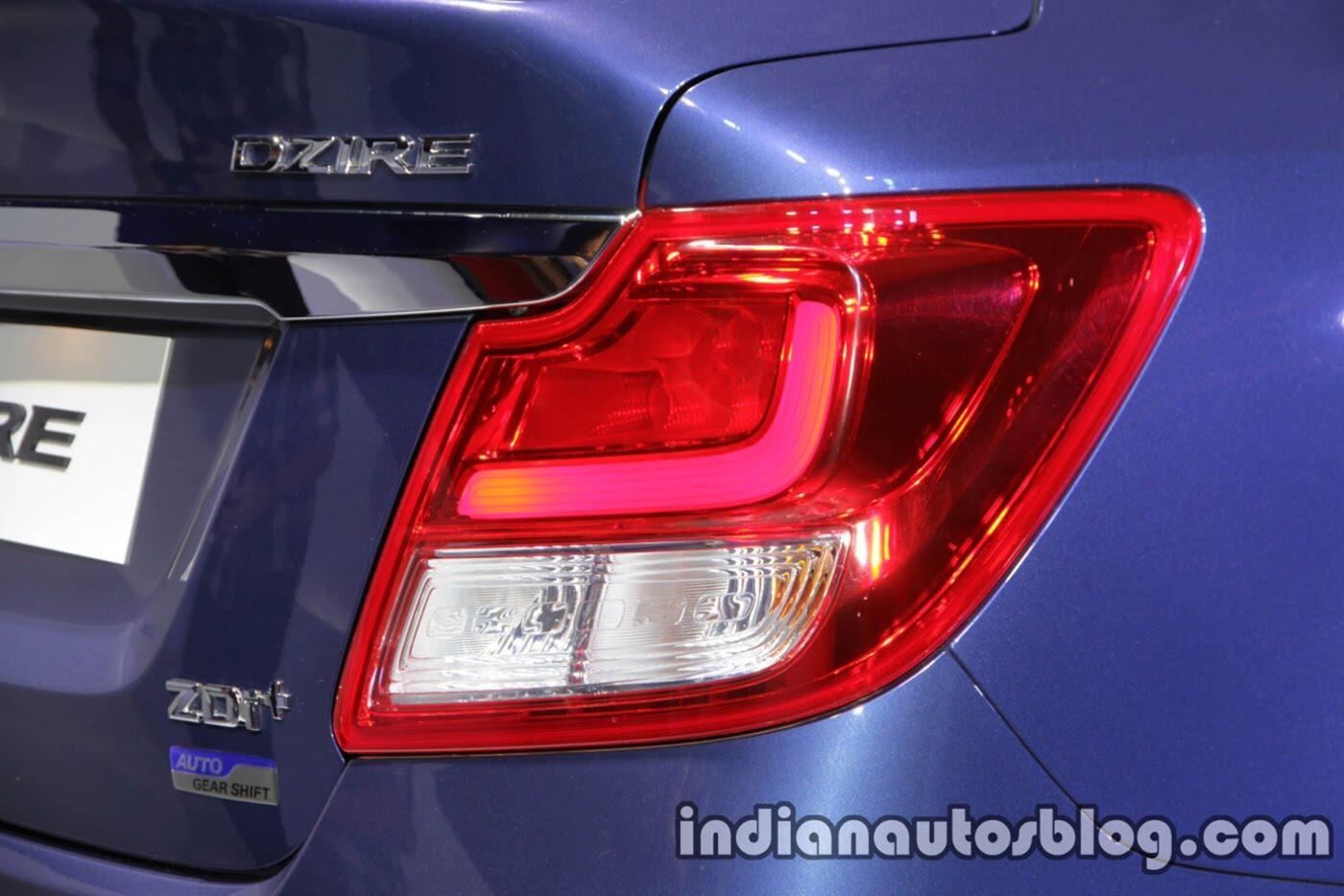 Xem thêm ảnh phiên bản sedan của Suzuki Swift 2018 - Hình 6