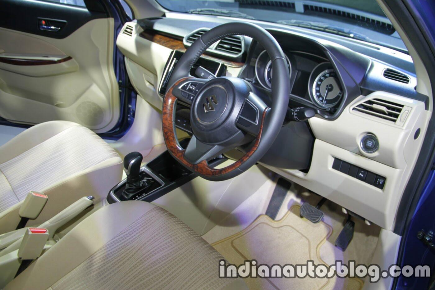 Xem thêm ảnh phiên bản sedan của Suzuki Swift 2018 - Hình 9