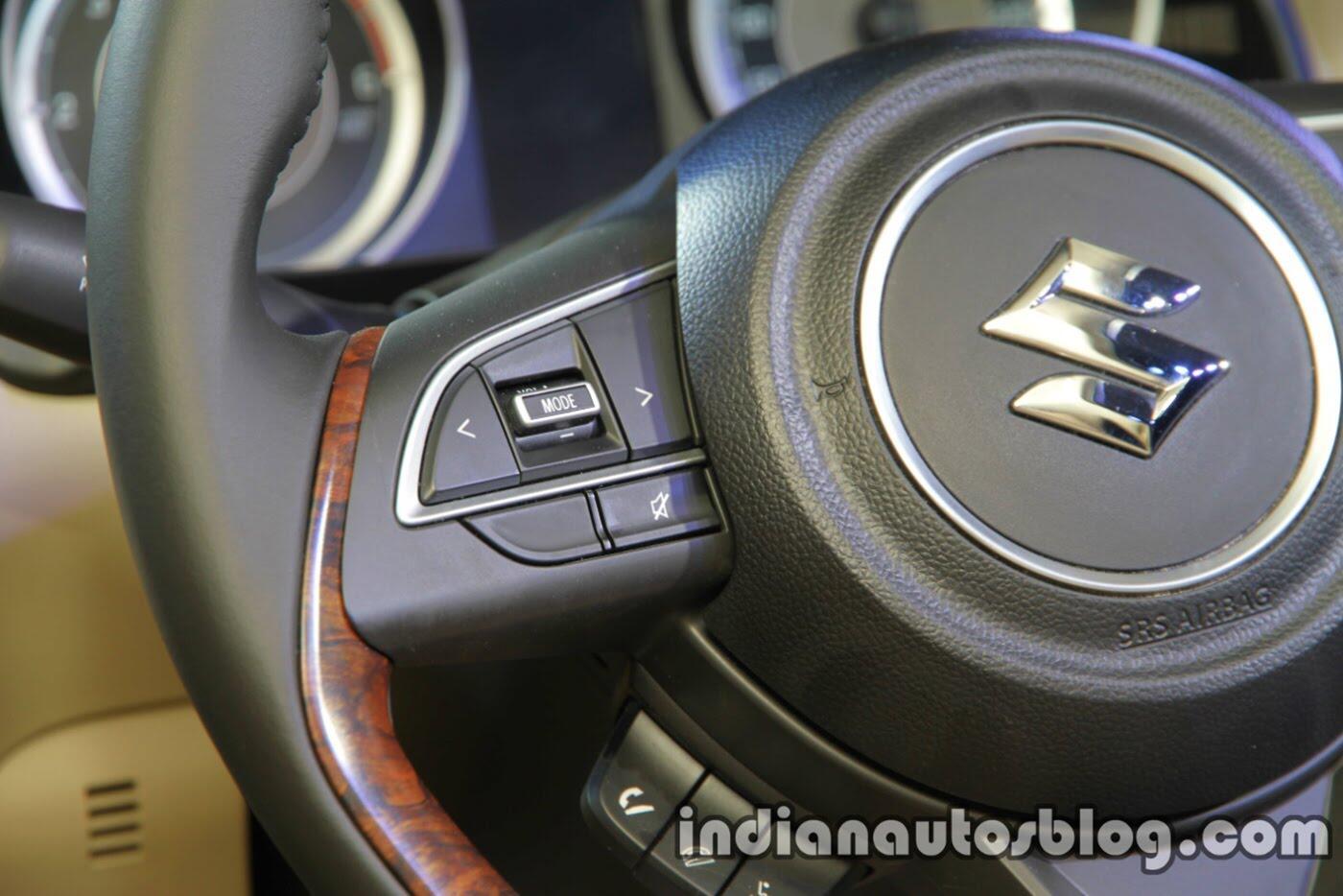 Xem thêm ảnh phiên bản sedan của Suzuki Swift 2018 - Hình 15