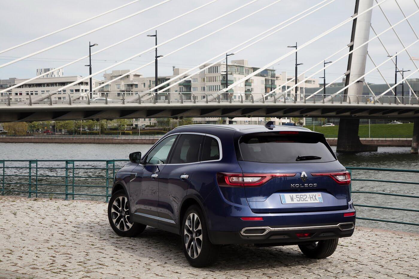 Xem thêm ảnh Renault Koleos 2017 - Hình 10