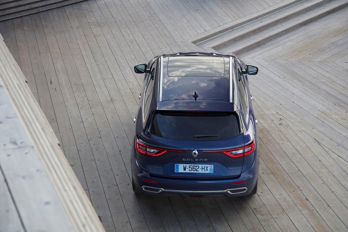 Xem thêm ảnh Renault Koleos 2017 - Hình 15