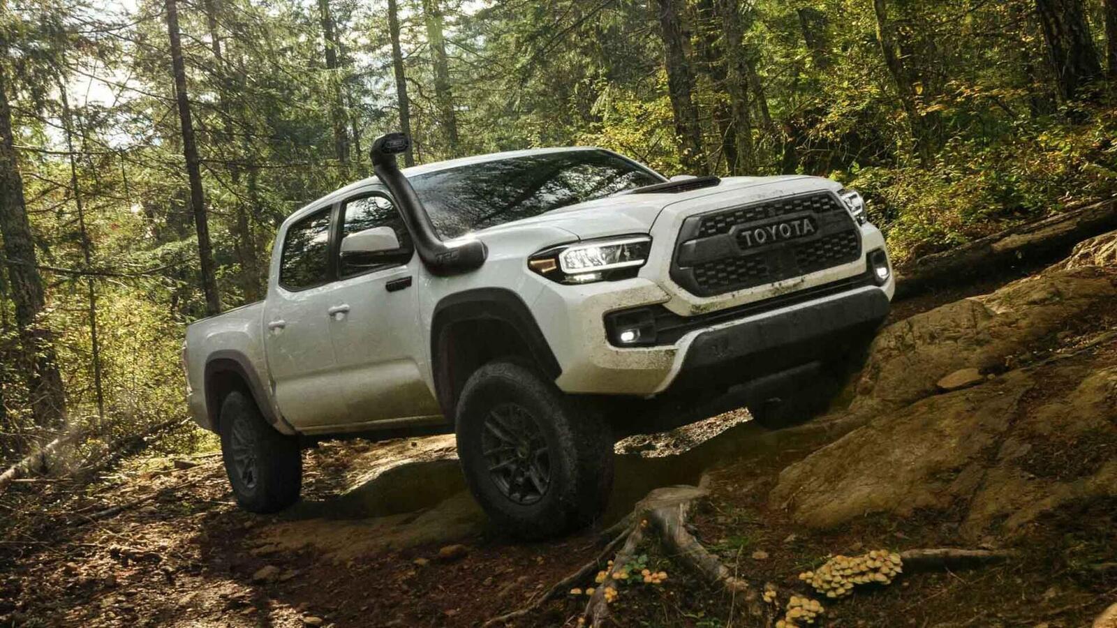 Xem trước bán tải Toyota Tacoma 2020 mới trước ngày ra mắt đối thủ đáng gờm của Ford Ranger - Hình 1