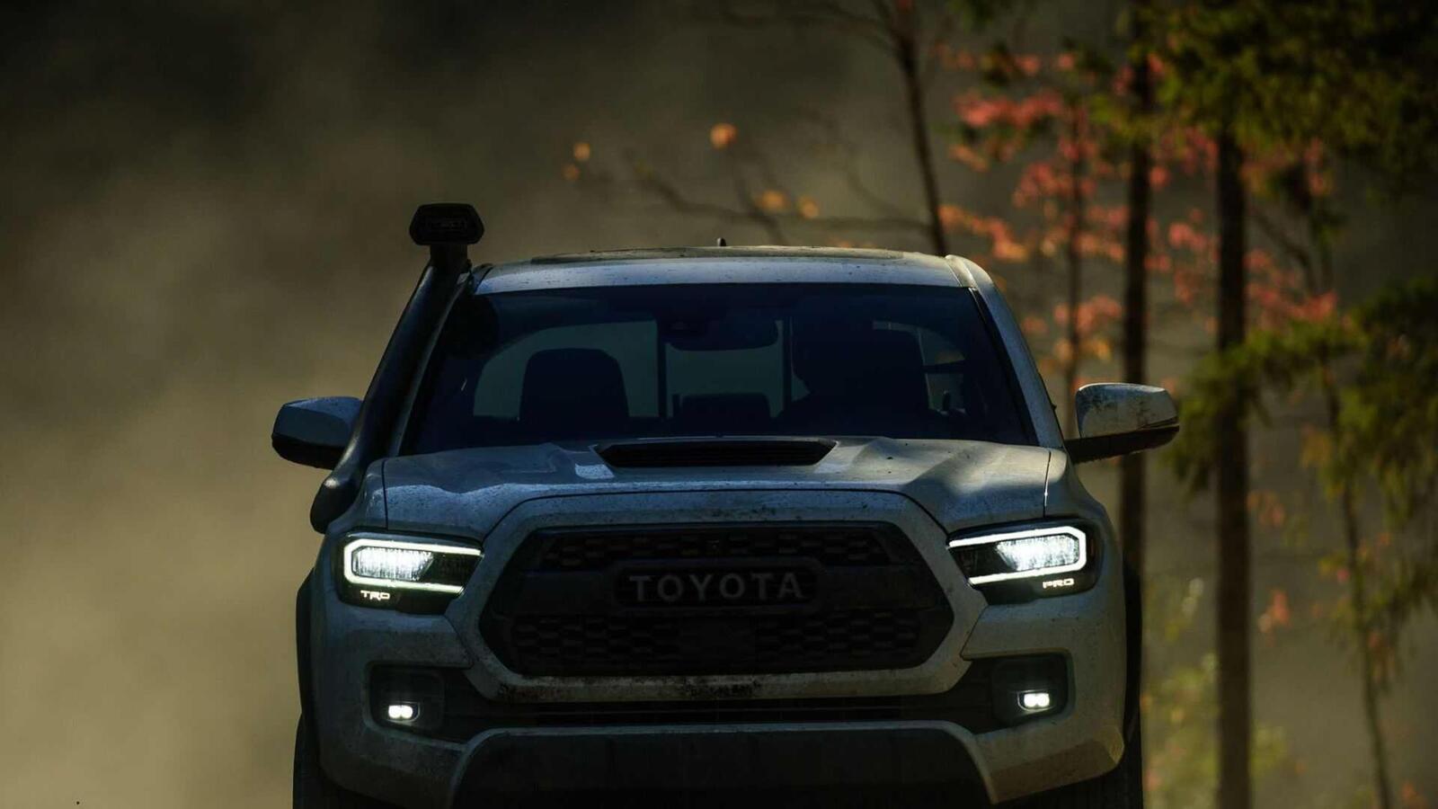 Xem trước bán tải Toyota Tacoma 2020 mới trước ngày ra mắt đối thủ đáng gờm của Ford Ranger - Hình 13