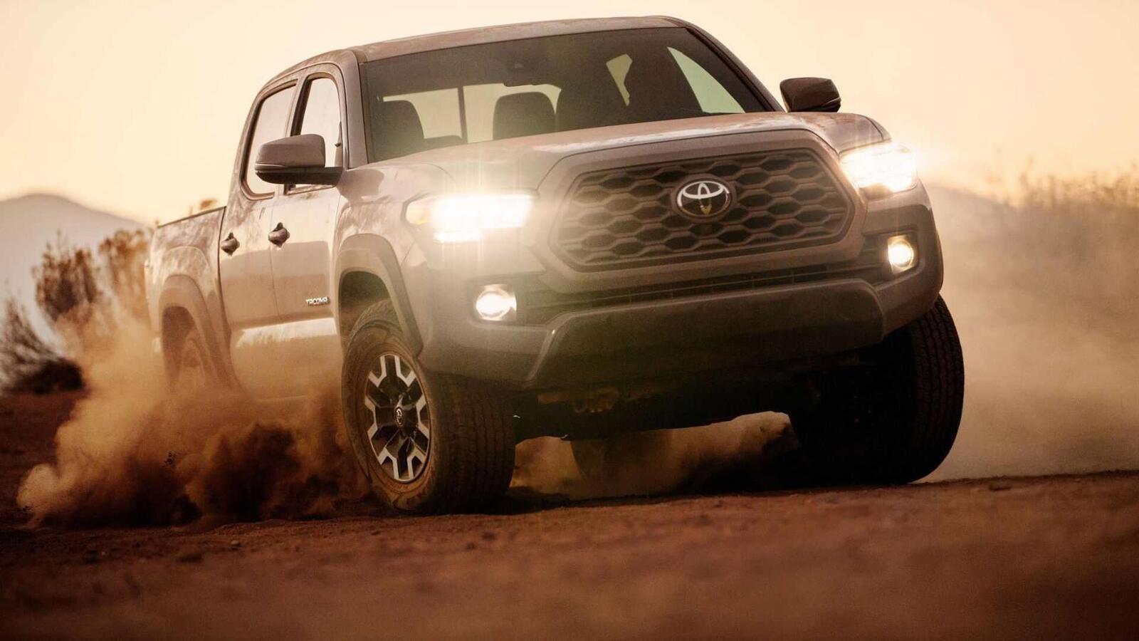 Xem trước bán tải Toyota Tacoma 2020 mới trước ngày ra mắt đối thủ đáng gờm của Ford Ranger - Hình 3