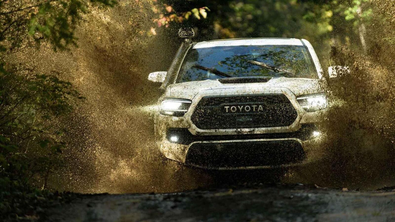 Xem trước bán tải Toyota Tacoma 2020 mới trước ngày ra mắt đối thủ đáng gờm của Ford Ranger - Hình 4
