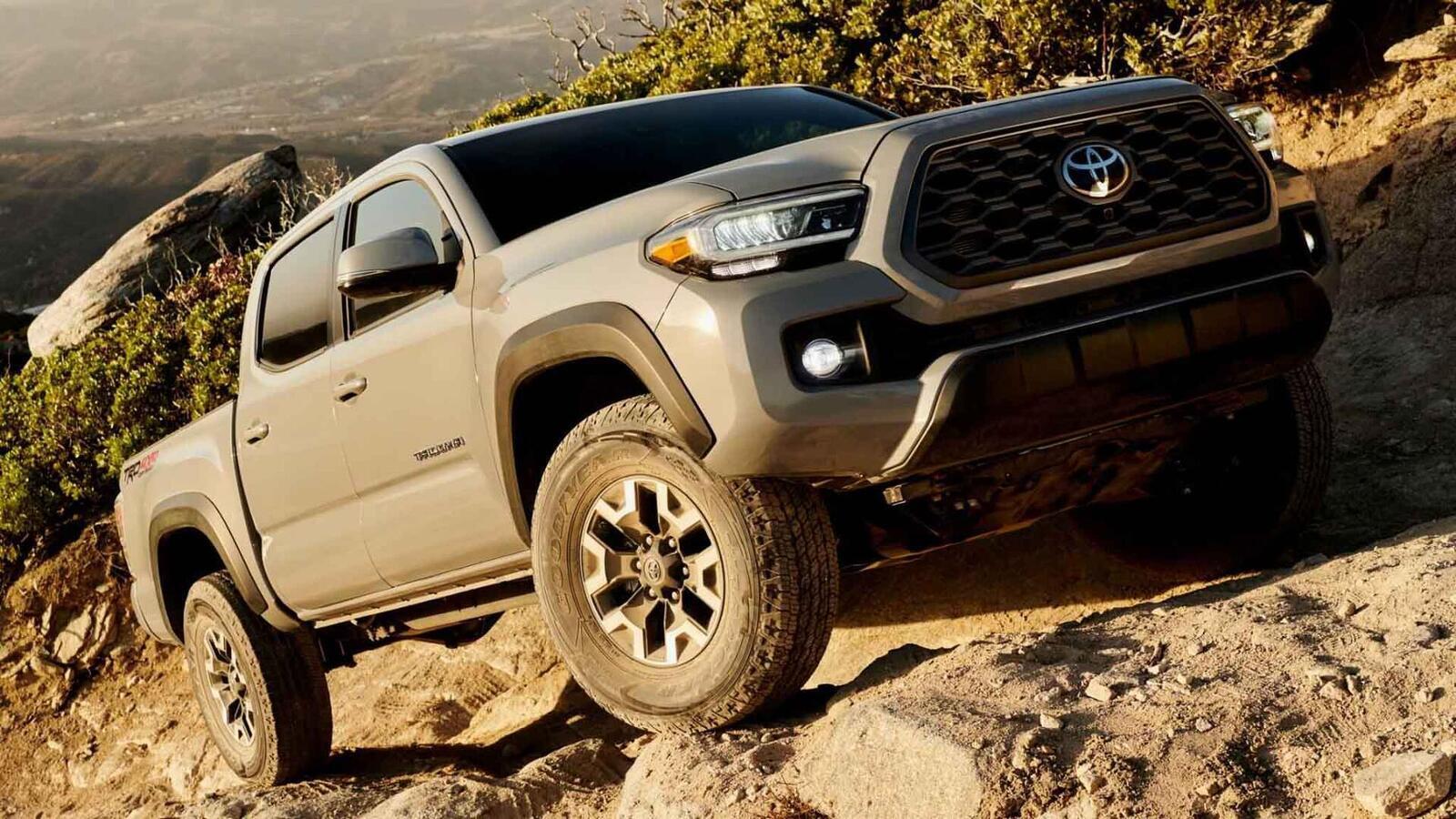 Xem trước bán tải Toyota Tacoma 2020 mới trước ngày ra mắt đối thủ đáng gờm của Ford Ranger - Hình 10