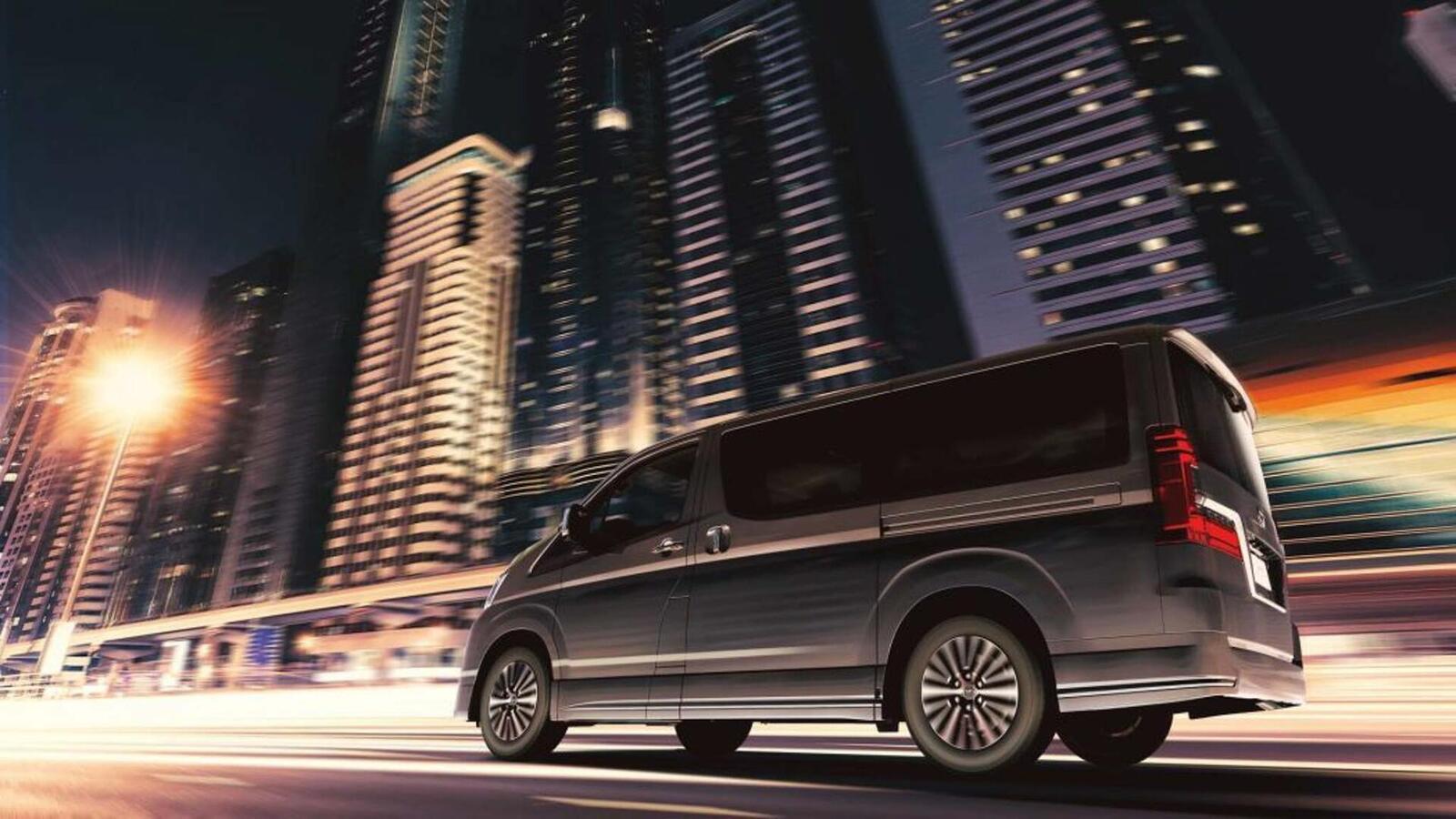 Xem trước MPV Toyota Granvia sắp được ra mắt: Định vị dưới Alphard một bậc - Hình 2