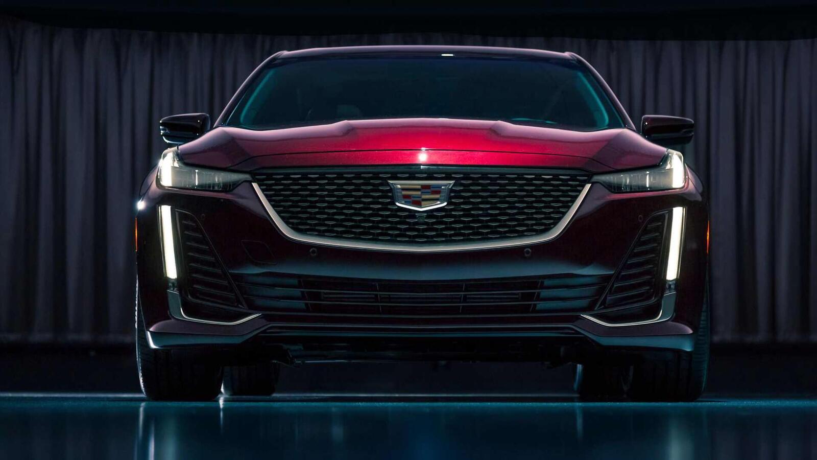 Xem trước sedan Cadillac CT5 hoàn toàn mới trước ngày ra mắt: kẻ thay thế  CTS - Hình 1
