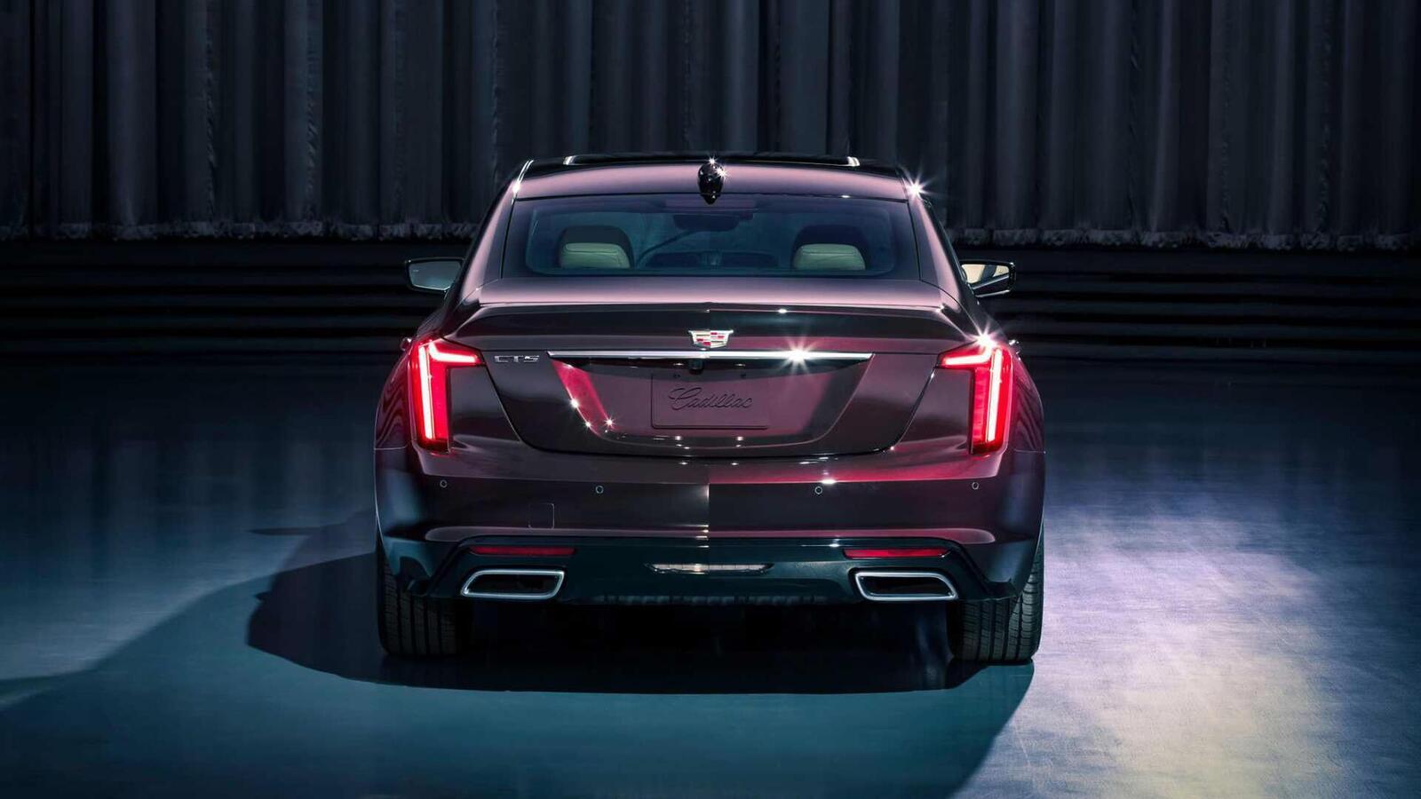 Xem trước sedan Cadillac CT5 hoàn toàn mới trước ngày ra mắt: kẻ thay thế  CTS - Hình 3