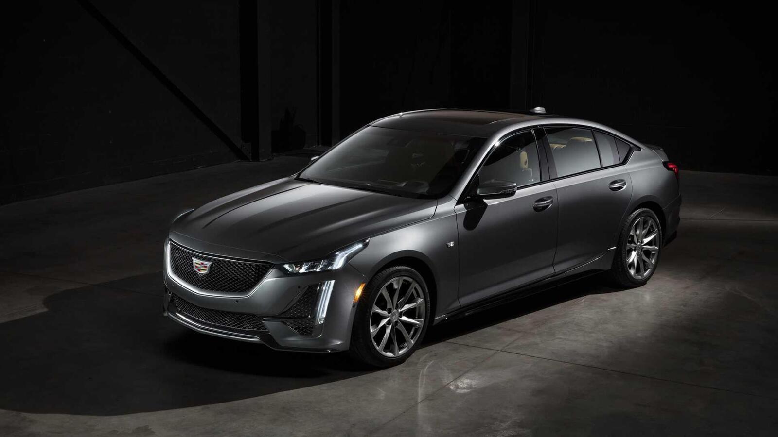 Xem trước sedan Cadillac CT5 hoàn toàn mới trước ngày ra mắt: kẻ thay thế  CTS - Hình 5