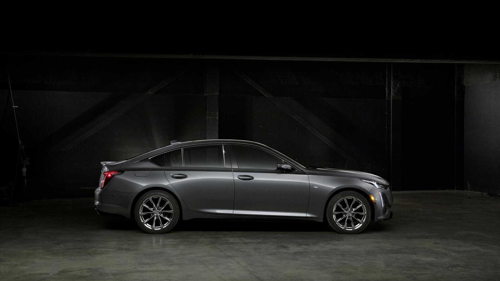 Xem trước sedan Cadillac CT5 hoàn toàn mới trước ngày ra mắt: kẻ thay thế  CTS - Hình 7